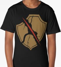 Status Effect Cracked Armour  Long T-Shirt
