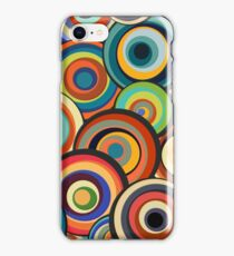 Abstract composition 435 iPhone Case/Skin