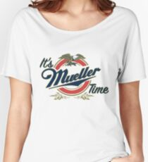 Seine Mueller Zeit Gold Trim Baggyfit T-Shirt