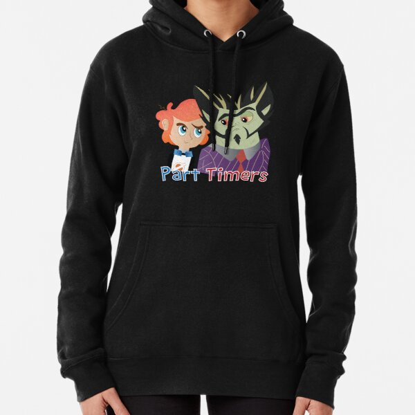 Part Timers  Pullover Hoodie