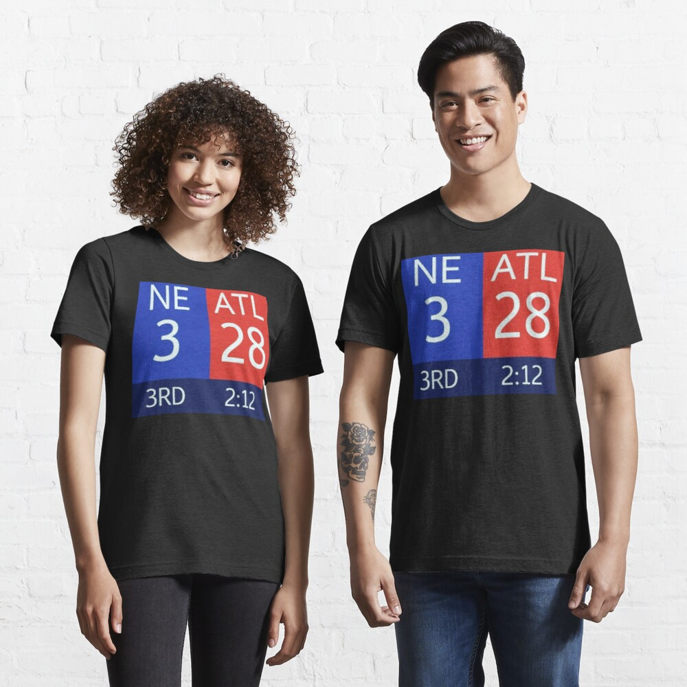 The Falcons 28-3 Lead Essential T-Shirt