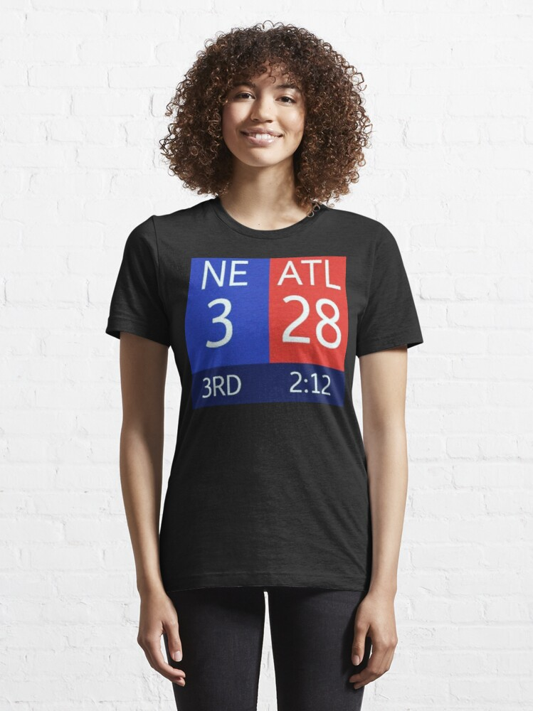 Alternate view of The Falcons 28-3 Lead Essential T-Shirt