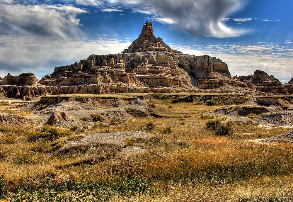 Badlands by Robert Serpan