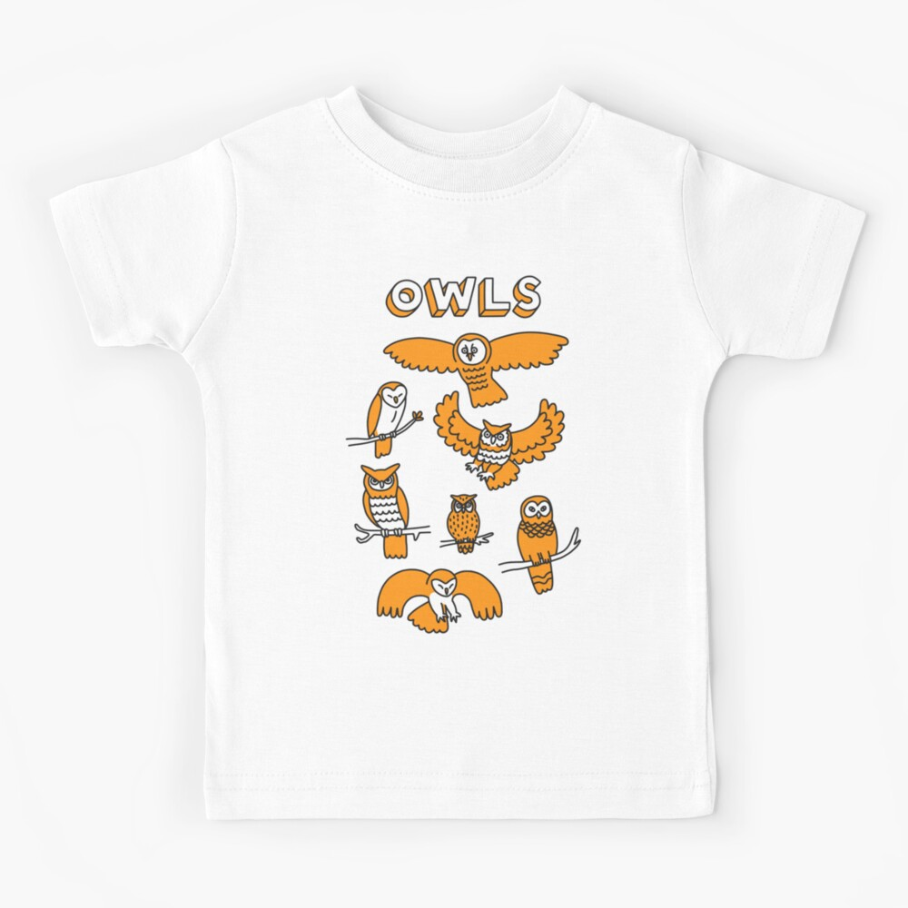 OWLS Kids T-Shirt