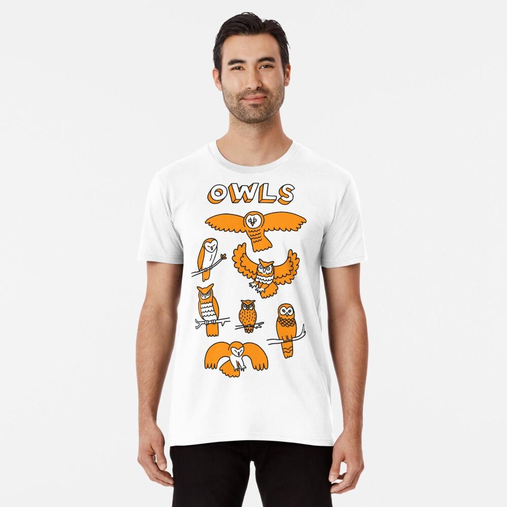 OWLS Premium T-Shirt
