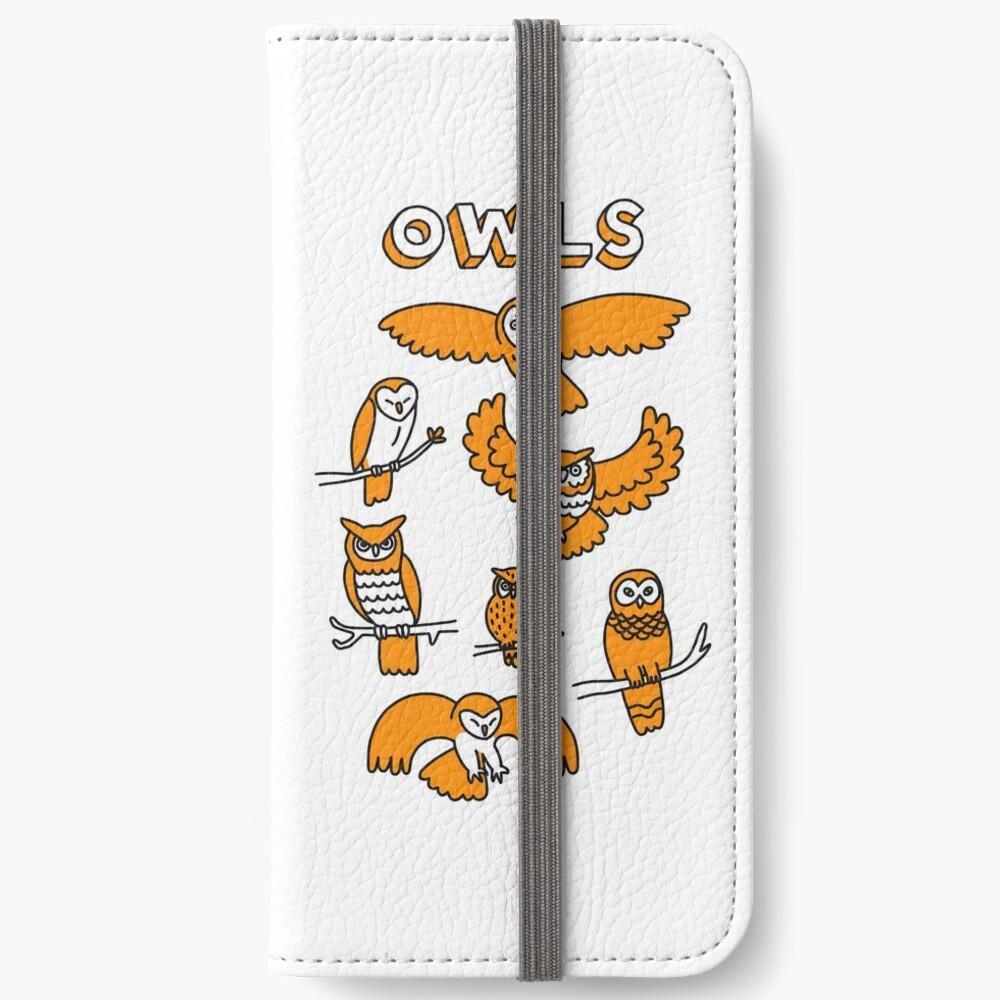 OWLS iPhone Wallet