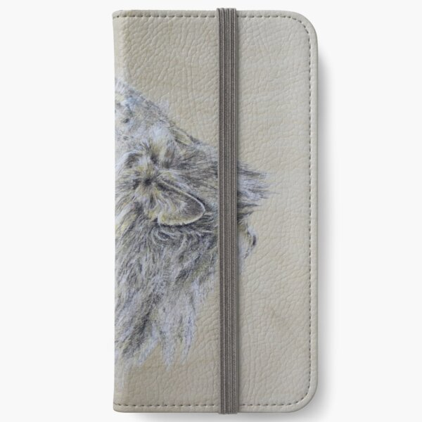 Lion iPhone Wallet