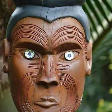 Maori Carving by lizdomett