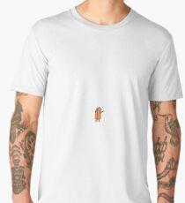 Snapchat Dancing Hotdog Men's Premium T-Shirt