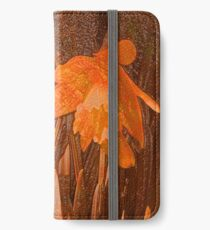 Daffodils iPhone Wallet
