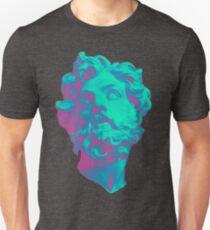 Aesthetic Statue Head Unisex T-Shirt
