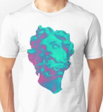Aesthetic Statue Head T-Shirt