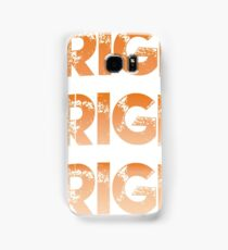 "Matthew McConaughey Official - ""Alright""  Samsung Galaxy Case/Skin"