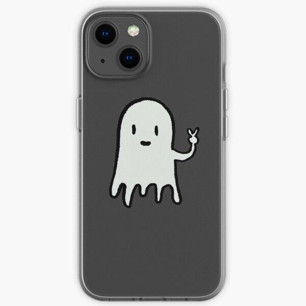 Ghost Halloween iPhone Flexible Hülle