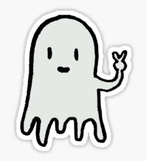 Geist Halloween Sticker