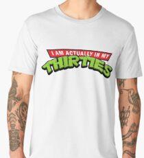 Thirties TMNT Men's Premium T-Shirt
