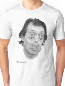 Steve Buscemi Eyes Unisex T-Shirt