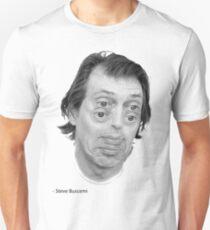 Steve Buscemi Eyes Slim Fit T-Shirt
