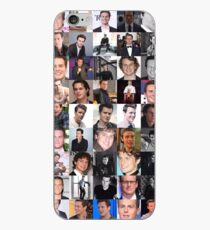 Vinilo o funda para iPhone Jonathan Groff Collage - Muchos artículos disponibles