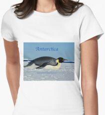 Antarctica Women's Fitted T-Shirt