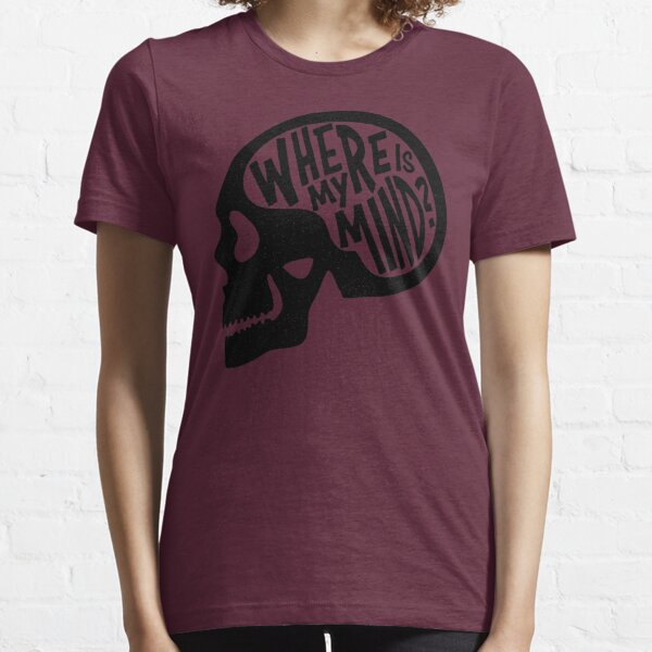 Where is my Mind - Fight Club  Essential T-Shirt