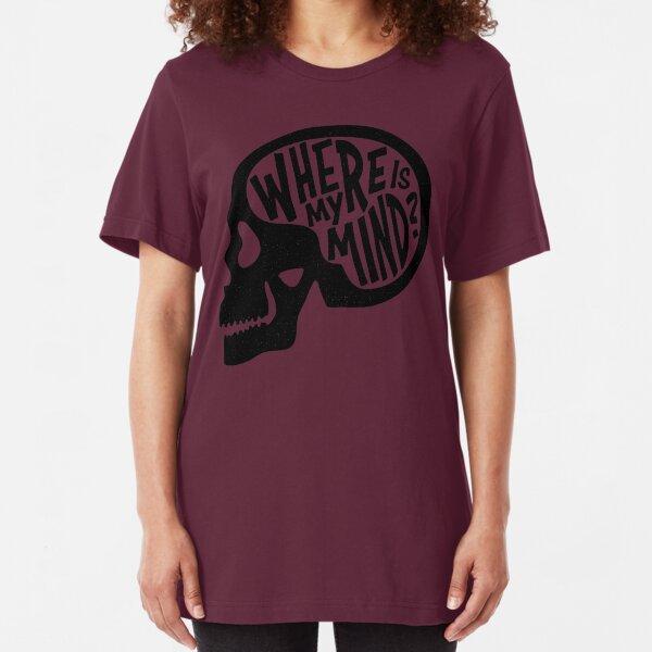 Where is my Mind - Fight Club  Slim Fit T-Shirt