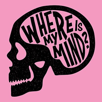 Where is my Mind - Fight Club  by KaylaFolino