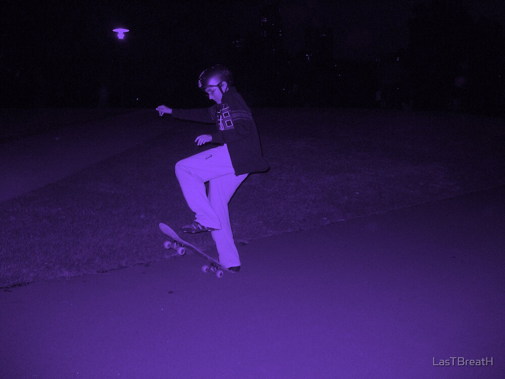 Me Skating by LasTBreatH