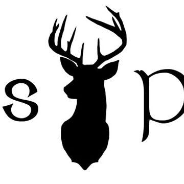 Outlander - Je Suis Prest (I Am Ready) with deer by chickadeegirl71