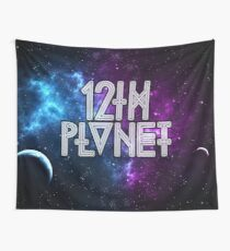 12th galaxy Wall Tapestry