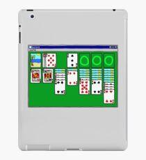 Solitaire-y Confinement iPad Case/Skin