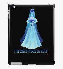 Haunted Bride iPad Case/Skin