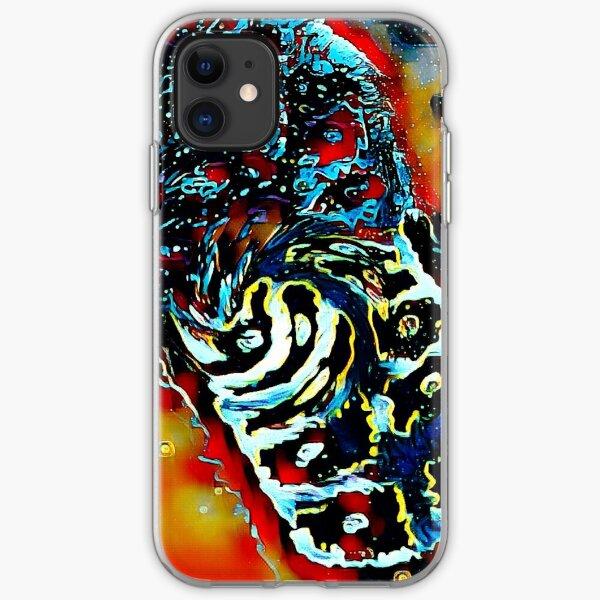 Mitochondria (Red) iPhone Soft Case