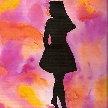 Pink Dancer by MSpen
