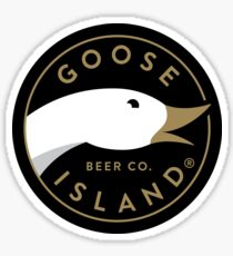 Goose Island Beer Co. Sticker