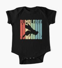 Bumble Bee Vintage Retro Kids Clothes