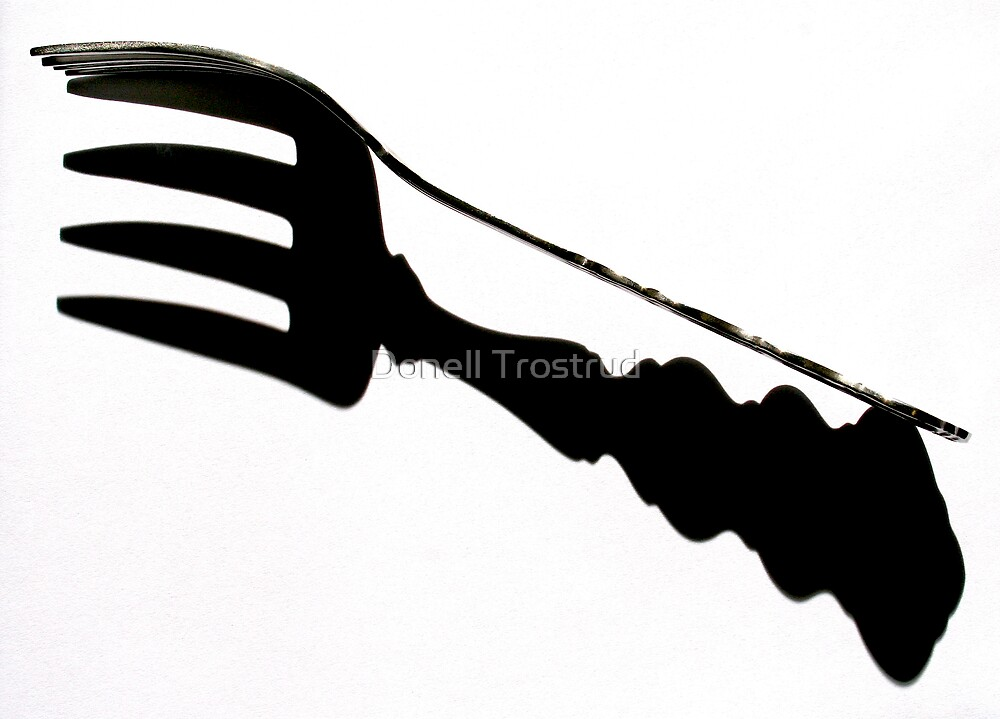 Fork by Donell Trostrud