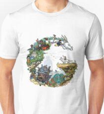 Gibli composition T-Shirt
