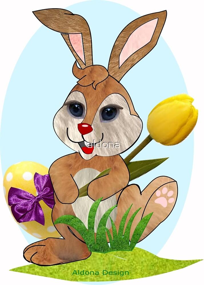 Easter Bunny  (3773 Views) by aldona