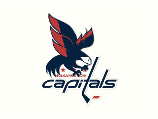 Washington Capitals Ice Hockey Alternate Logo