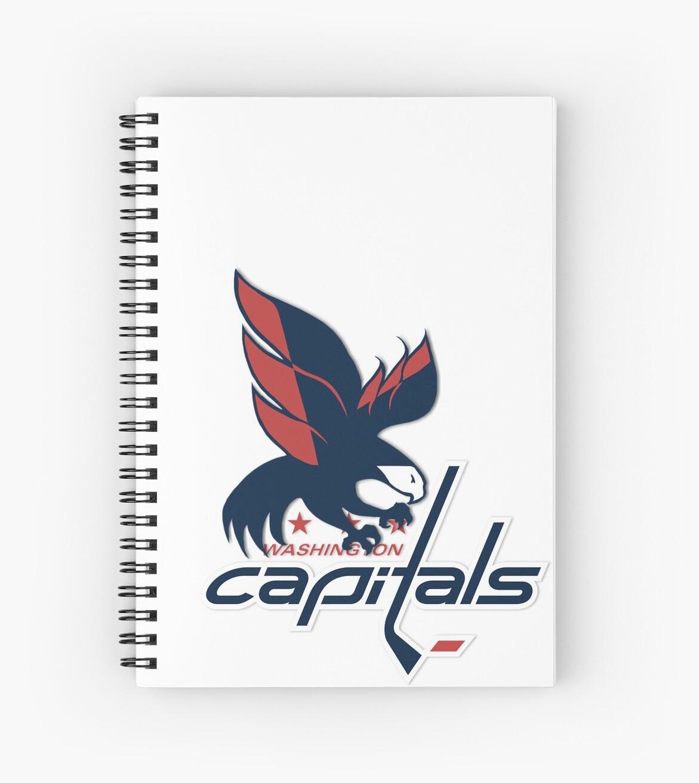 a4e79028eb3 Washington Capitals Ice Hockey Alternate Logo