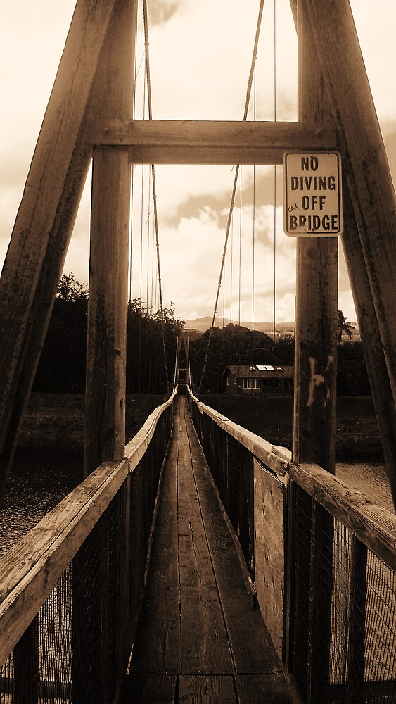 Don't Jump by Diana Forgione