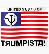 United States of Trumpistan Poster