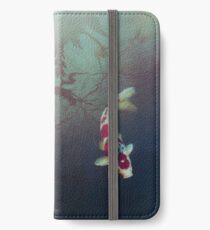 Pond of Reflection iPhone Wallet/Case/Skin