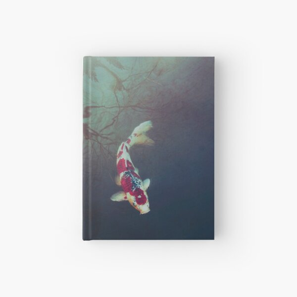Pond of Reflection Hardcover Journal