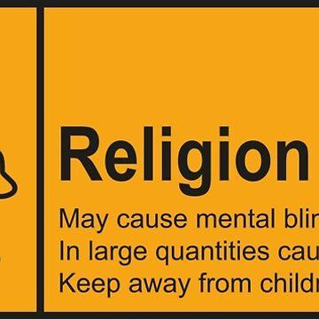 Danger Religion von Exilant