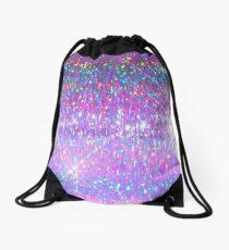 A pretty B  Drawstring Bag