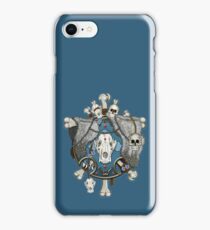 Wolf Brother Battle Shield iPhone Case/Skin