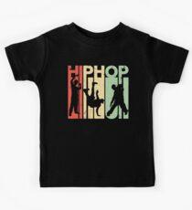 Hip Hop Dancing Vintage Retro Kids Clothes