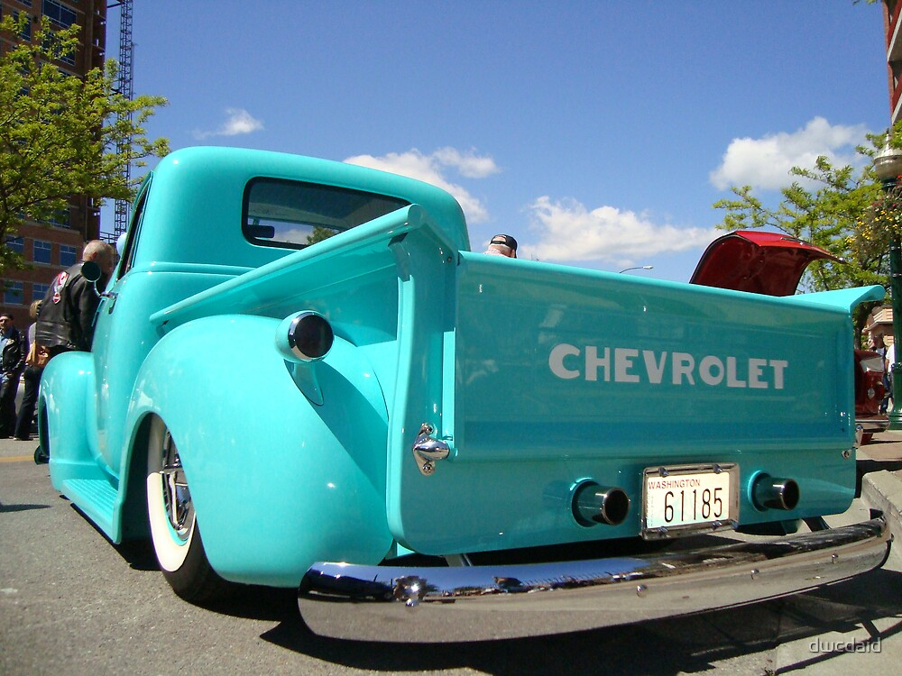 Low Down Chevy by dwcdaid